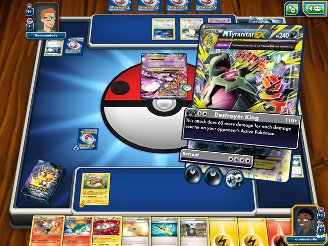 The Pokemon Trading Card Game Online Has A New Beta Version For Android Tablets, And Everyone's Invited