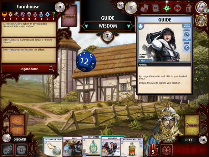 Pathfinder Adventures, A Collectible Card Game Based On The Popular RPG Universe, Lands In The Play Store For Free
