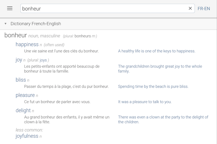 Linguee's Multilingual Dictionary Comes To The Play Store With A Well Defined Feature Set
