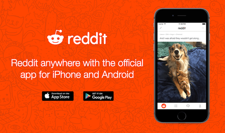 Reddit Official App Out Now With 3 Months Reddit Gold to