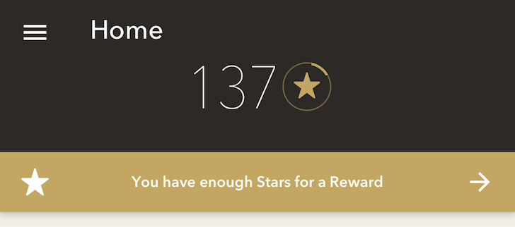 Starbucks 4.0 Adds A New Dashboard For Stars, Rewards, Offers, Music, And Plenty Of Bugs