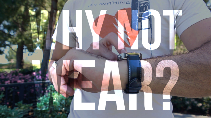 Android Wear: My Love & Hate (Video)