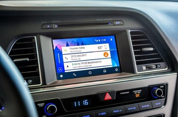 Hyundai announces android auto support for some 2015 2017 vehicles you usually have to get a car with android auto pre installed if you want the feature to ever be available to you but hyundai has embraced googles car fandeluxe Gallery