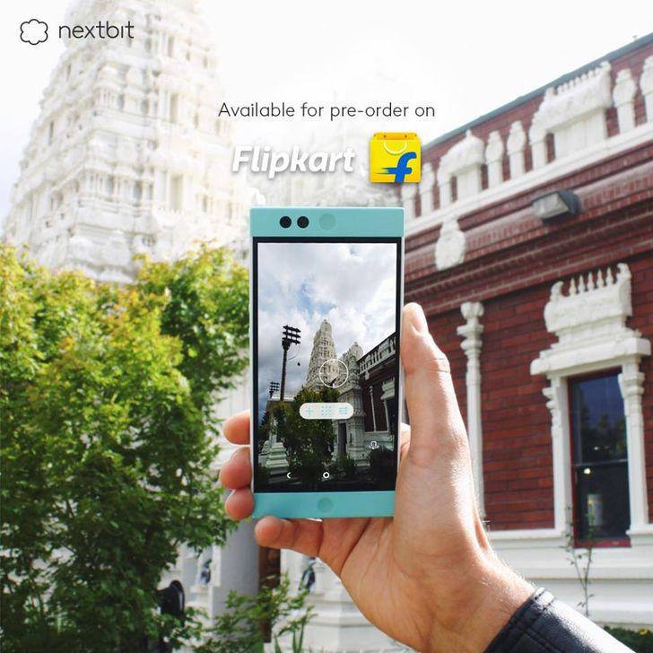 The Nextbit Robin Will Launch In India On May 30 For Rs. 19,999 (About $300)