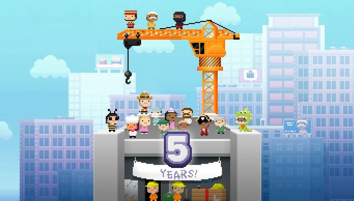 NimbleBit Re-Releases Tiny Tower On Android In Celebration Of Five-Year Anniversary