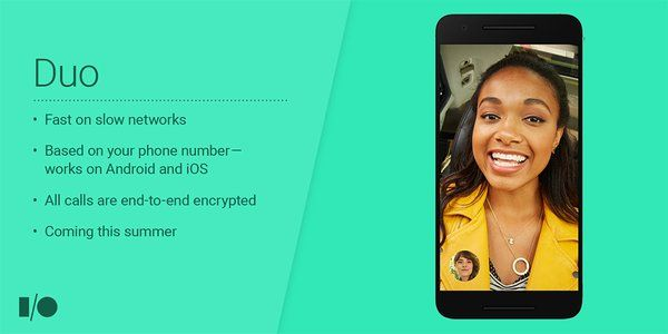 [Update: Play Store Page Is Up For Pre-Registration] Duo Is Google's New One-On-One Video Calling App For Android And iOS