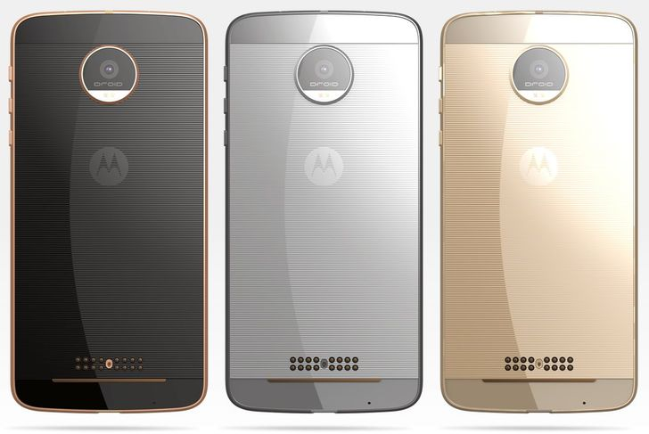 New Images Of Upcoming Motorola Droid Phone And MotoMod Accessories Leak