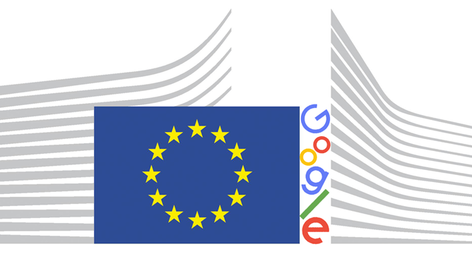 UK Newspaper Says Google Is Facing An Unprecedented 3 Billion Euro Fine From The European Commission Over Antitrust Allegations
