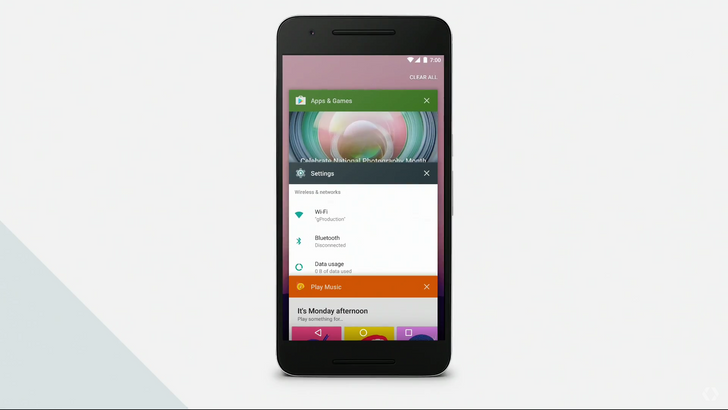Android N Will Remove Unused Apps From Recents