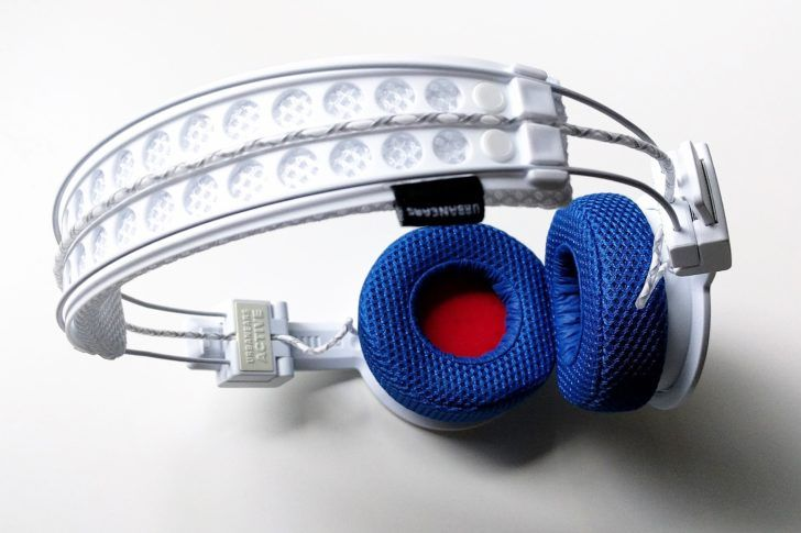 Urban Ears Hellas Review: Fitness Oriented Washable On-Ear Headphones