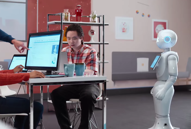 The Pepper Humanoid Robot Is Coming To The US With An Android SDK