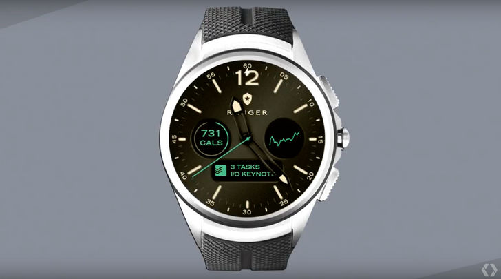 Android Wear 2.0 Announced With Watchface Integration With Other Apps, Handwriting Recognition And Gesture Keyboard, And A Developer Preview, And More