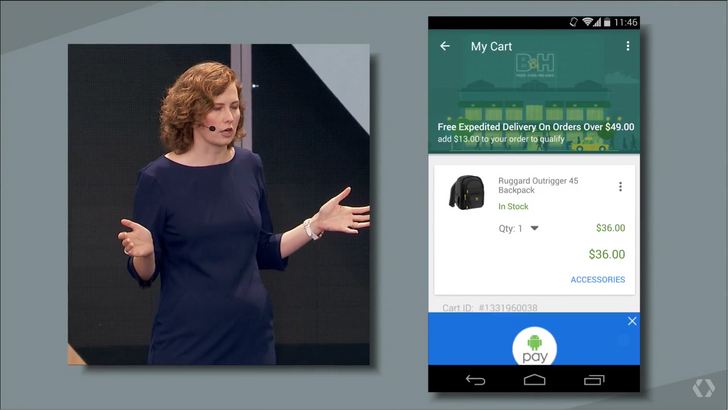 Android Instant Apps, announced at Google I/O last year, starts initial testing