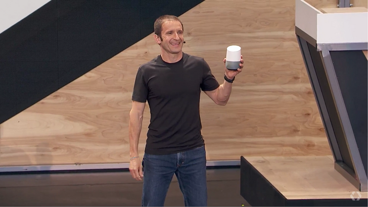 Google Home Is Google's Voice-Controlled Smart Home Hub, Coming Later This Year