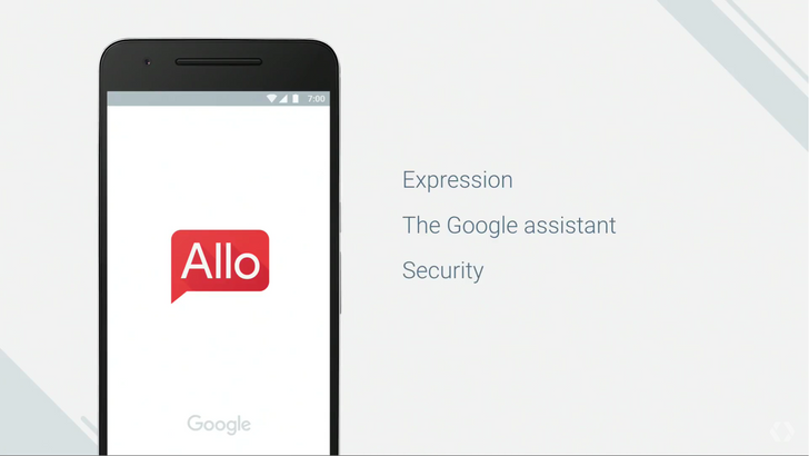 [Update: Play Store Pre-Registration] Google Announces Allo, A Smart Messaging App Based On Your Phone Number