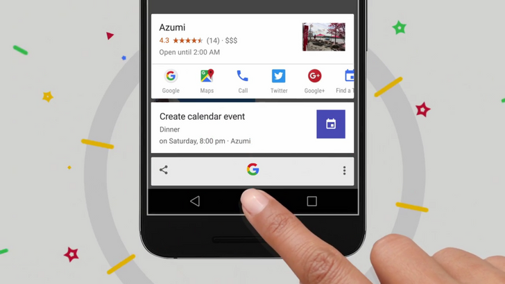 Google Releases A Google Now On Tap Ad That's Actually Good And Informative