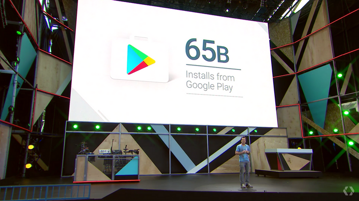 Over 600 Android Phones Launched In The Last Year, 65 Billion Apps Installed, And Other Numbers