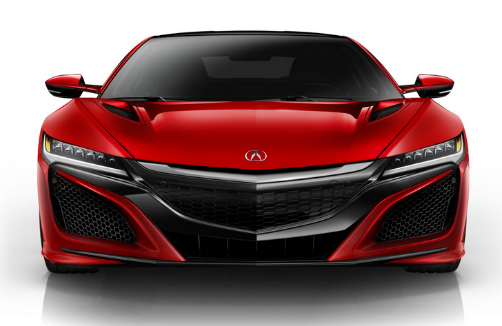 Acura's First Car With Android Auto Is The 2017 NSX