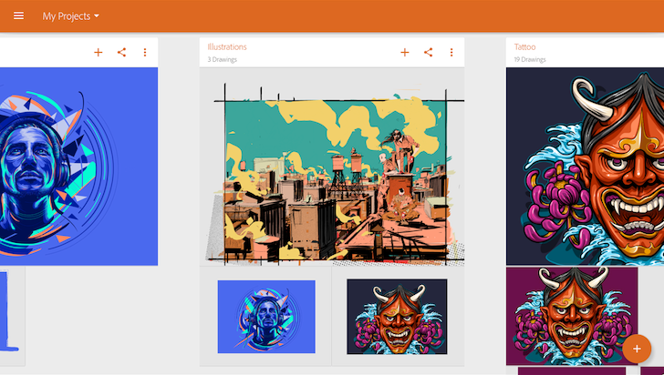 Adobe Illustrator Draw 2.0 Adds Better Tablet Compatibility, S-Pen Support, More
