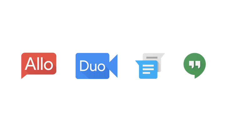 Even With Allo And Duo, Hangouts Will Remain As A Separate App In Google's Ecosystem