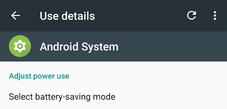 Android N Preview 3 Finally, Finally, Finally Introduces A Modern Android System Icon