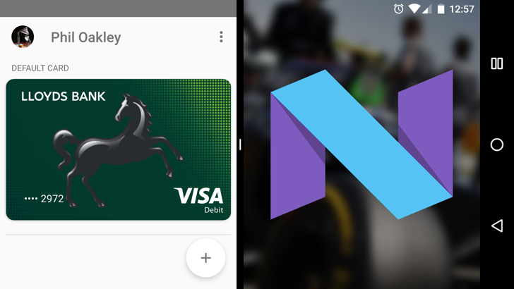 Android Pay Now Works On Android N Developer Preview 3