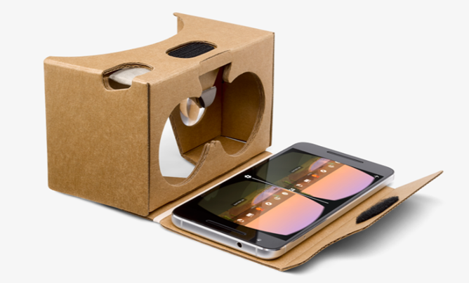 The Google Store Starts Selling Cardboard VR Viewers In Canada, The United Kingdom, France, And Germany