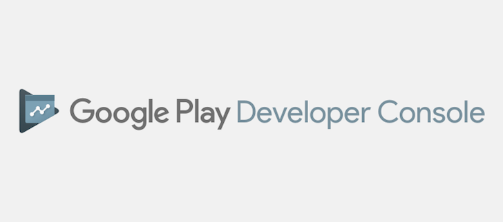 Google Play Developer Console Gets A New Logo Similar To The Recent Play Rebranding