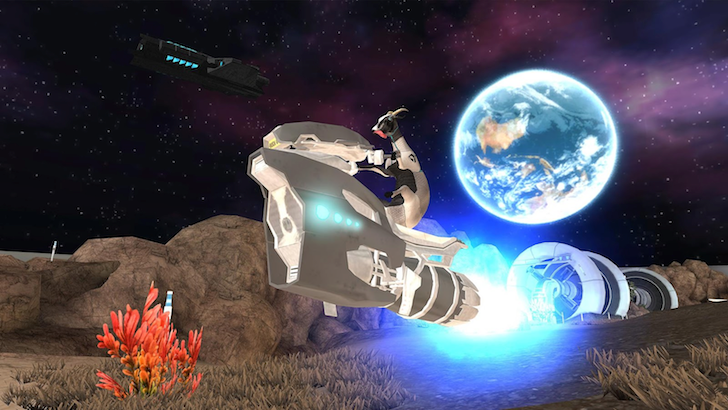 [Here We Goat Again] Goat Simulator Waste Of Space Takes You On An Intergalactic Mission