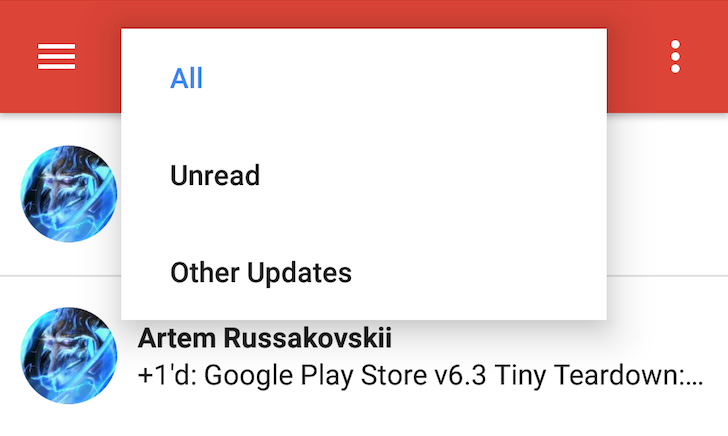 More Than Two Months Later, Google+ Notification Filters Still Aren't Live In The Android App (Or Ready Yet)
