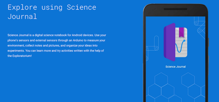 Google's New Science Journal App Is A Science Nerd's Dream, Be It Your Kid Or The Kid Within You