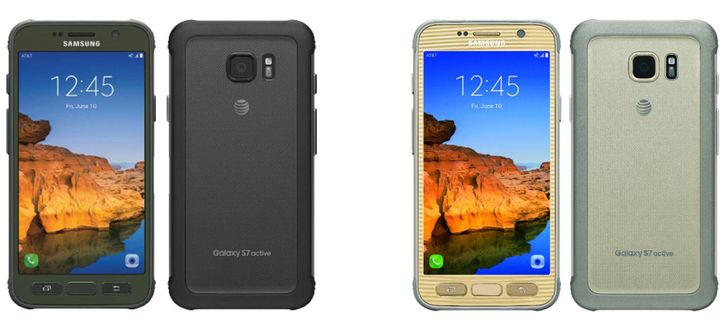 Galaxy S7 Active Rumored To Have A Massive 4,000mAh Battery