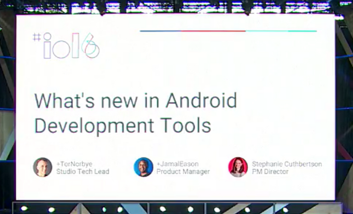 Additional Details About Android Studio 2.2 Preview, Espresso Code Recorder, Layout Editor, And More