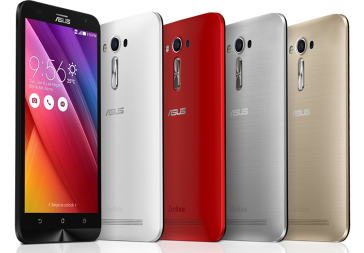 ZenFone 2 Laser ZE500KL, ZE550KL, ZE550KL, ZE551KL, ZE600KL, And ZE601KL Gets Android Marshmallow Update, Loses A Bunch Of Pre-Loaded Apps
