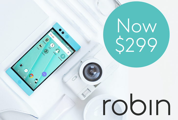 [Deal Alert] Amazon Is Selling The Nextbit Robin For $299 From May 4 Till May 10 ($100 Off)