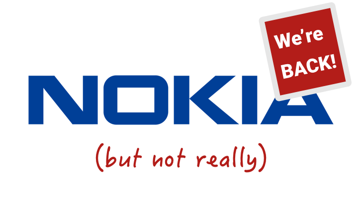 Nokia-Branded Phones And Tablets Returning To The Market, Will Run Android