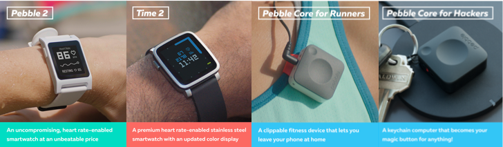 [Update: Official] Bloomberg: Pebble Time 2 and Pebble Core to be canceled as part of Fitbit buyout, Kickstarter pledges refunded