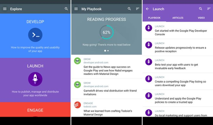 Google's New Playbook Beta App Helps Developers Create And Launch Successful Apps