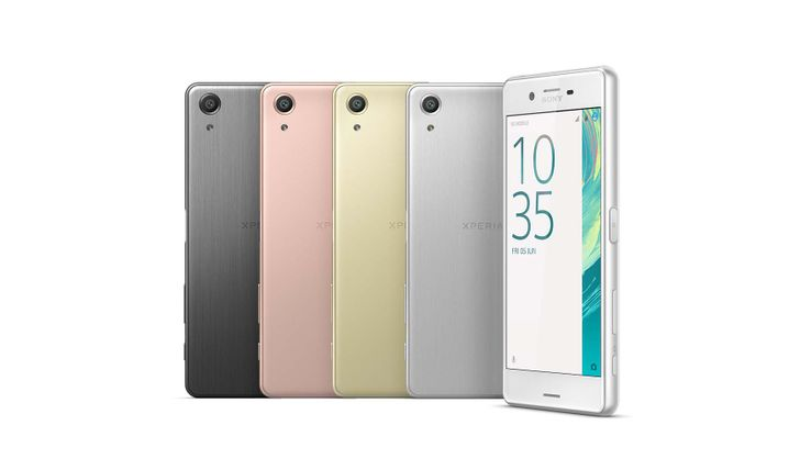 Sony Announces Xperia X Series Is Coming To The US This Summer, Xperia X Available For Pre-Order Today