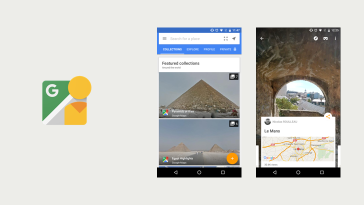 Google Updates Street View With Enhanced Photo Sphere Features And Support For KitKat Devices