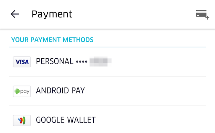 Uber To End Google Wallet Support On May 9, Android Pay Takes Its Place With $10 Off Your Next Ride
