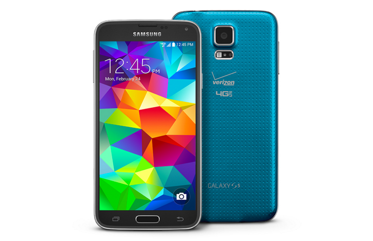 Verizon Samsung Galaxy S5 Starts Getting Marshmallow OTA Update