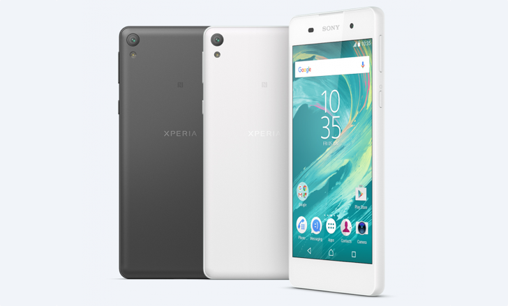 Sony Xperia E5 Announced With MediaTek Processor, 720p Display, And 1.5GB RAM