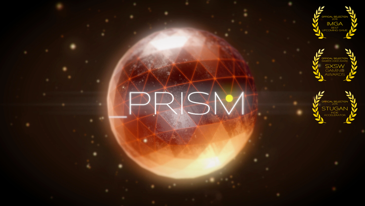 Puzzle game _PRISM unfolds its wacky sacred geometry on Android