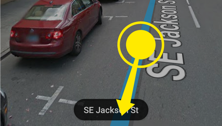 Google Replaces Obnoxious Arrow Navigation In Maps Street View With Super Smooth Swiping