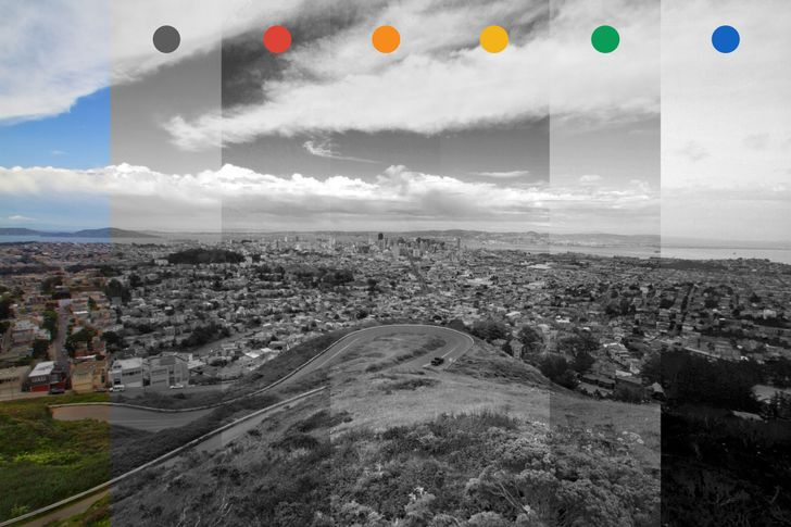 Snapseed 2.6 update brings neutral color picker and presets to RAW white balance editor, blue filter for black and white options