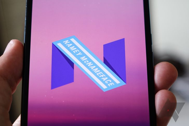 Easter egg in Dev Preview 4 gives Android N the Boaty McBoatface treatment