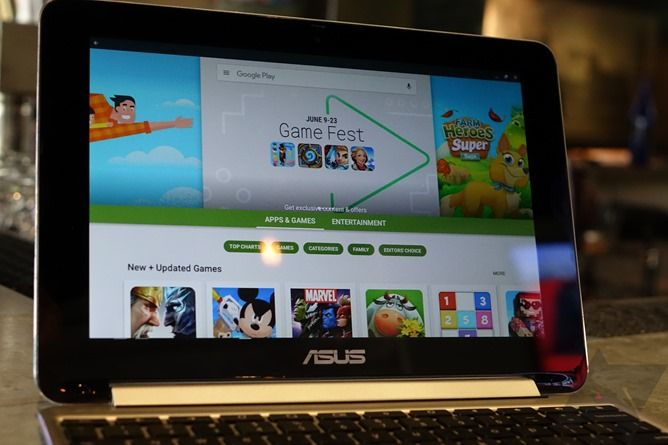 Android apps on Chrome OS: hands-on and initial thoughts