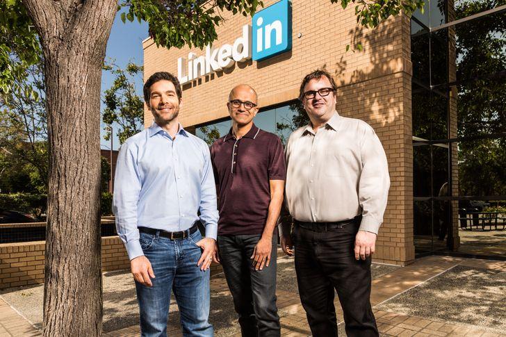 Microsoft Is Buying LinkedIn For $26.2 Billion