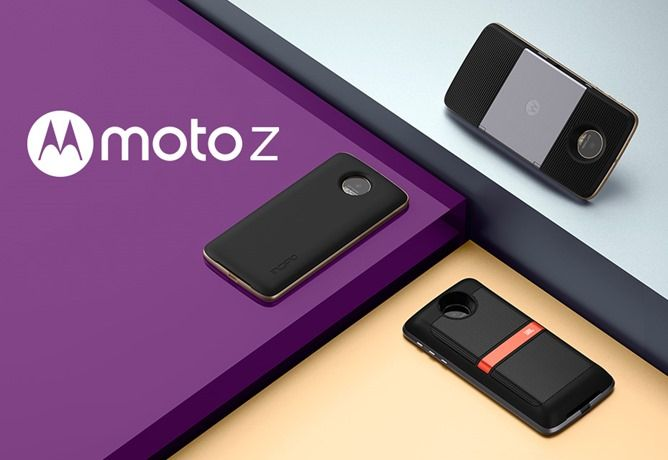 Lenovo Announces Moto Z And Moto Z Force, With Verizon Droid Editions Arriving First